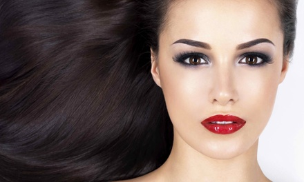 Brazilian Blowout with Haircut at  Marisol Murillo at Glamorous Hair Studio  (Up to 71% Off)