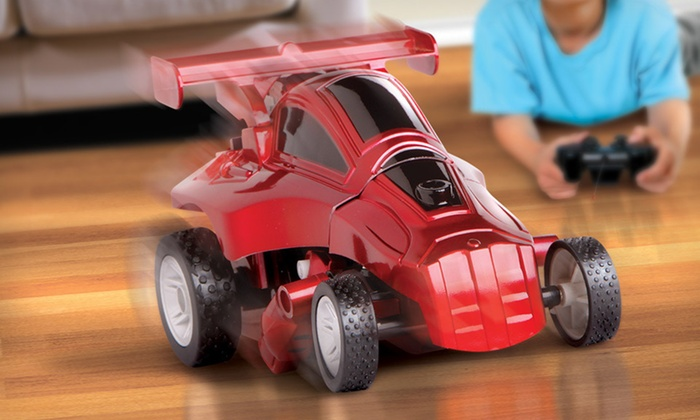 Black Series Transforming Robot Car Jr.: $12 for a Black Series Transforming Robot Car Jr. in Blue or Red ($39.99 List Price). Free Shipping.