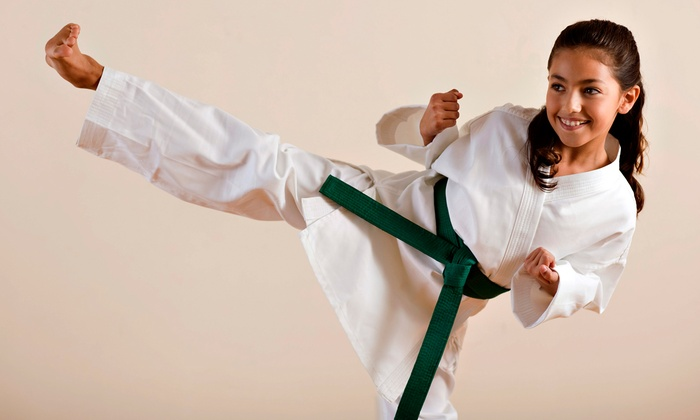 American Top Team - Tarpon River: 5 or 10 Kids' Mixed-Martial-Arts or Self-Defense Classes at American Top Team (Up to 60% Off)