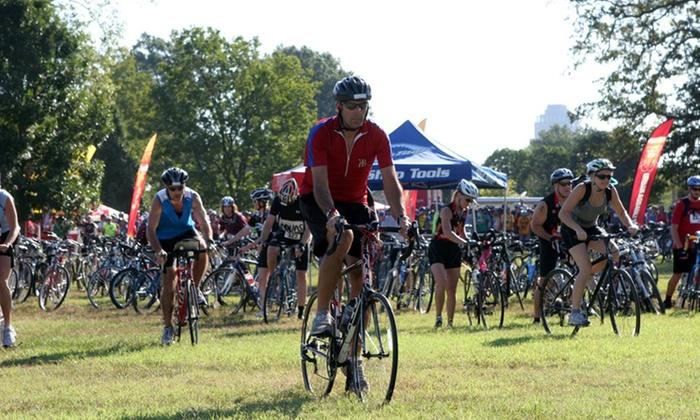 Urban Assault Ride - Camp Mabry: $75 for Urban Assault Race Entry on Sunday, November 1 ($130 Value)