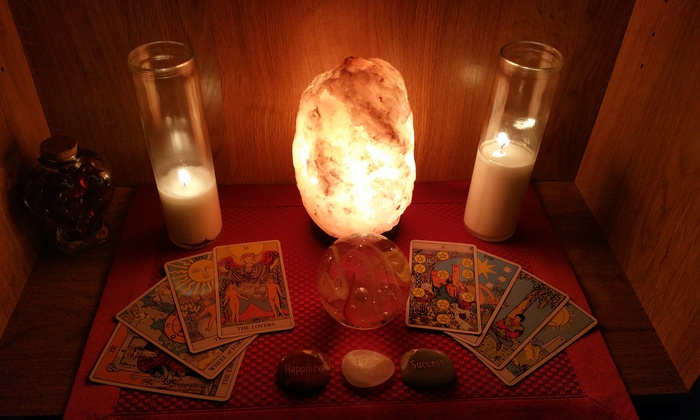 Psychic Vision Center - Psychic Vision Center: 30-Minute Psychic Reading at Psychic Vision Center (54% Off)