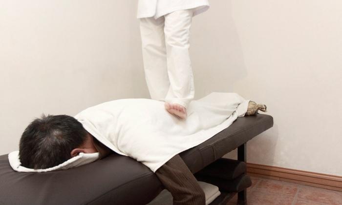 Comfrey Massage And Bodywork - Northwest District: 60- or 90-Minute Ashiatsu Massage at           Comfrey Massage And Bodywork (51% Off)