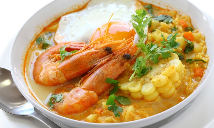 Peruvian food rosa s traditional peruvian food groupon for Authentic peruvian cuisine