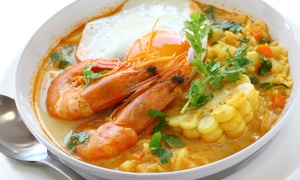 Rosa's Traditional Peruvian Food: Peruvian Food for Two or More at Rosa's Traditional Peruvian Food (Up to 40% Off)