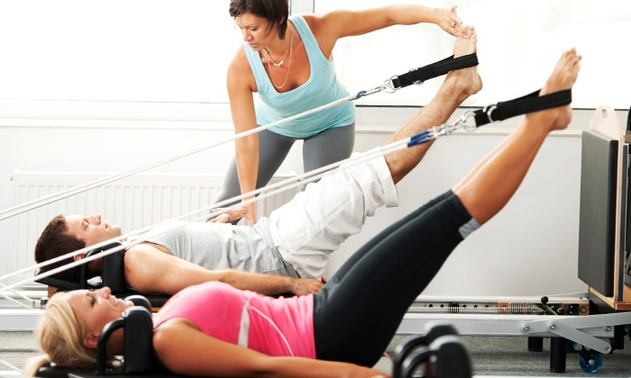 Latitude Sports Clubs-andover - Andover: Four Weeks of Pilates Reformer Classes at Latitude Sports Clubs (50% Off)