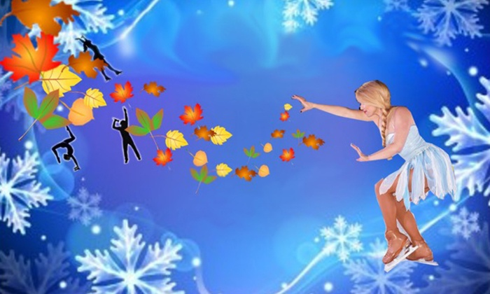 Winter Ice Solstice - Niswonger Performing Arts Center: Winter Ice Solstice on February 28 at 2 p.m.