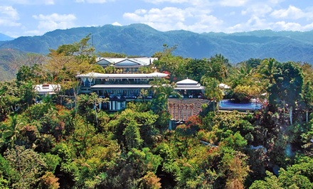 Groupon Deal: 3-, 4-, or 5-Night Stay for Two in a Villa or Junior Suite at Villa Caletas in Costa Rica. Combine Up to 10 Nights.