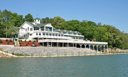 1-, 2-, or 3-Night Stay for Up to Four with Cruise, Dessert, and Breakfast at Mountain Harbor Inn in Dandridge, TN