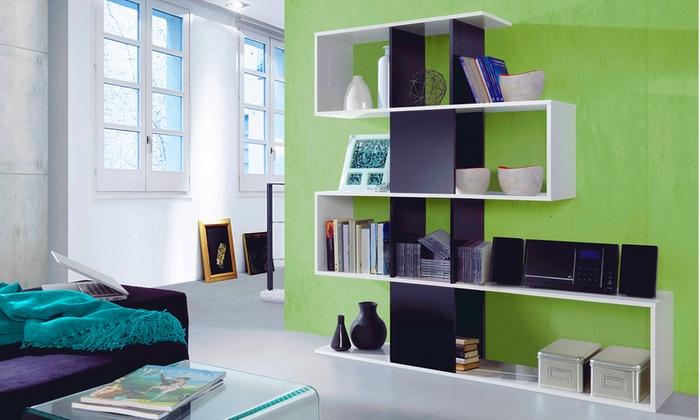 librerie moderne di design groupon goods