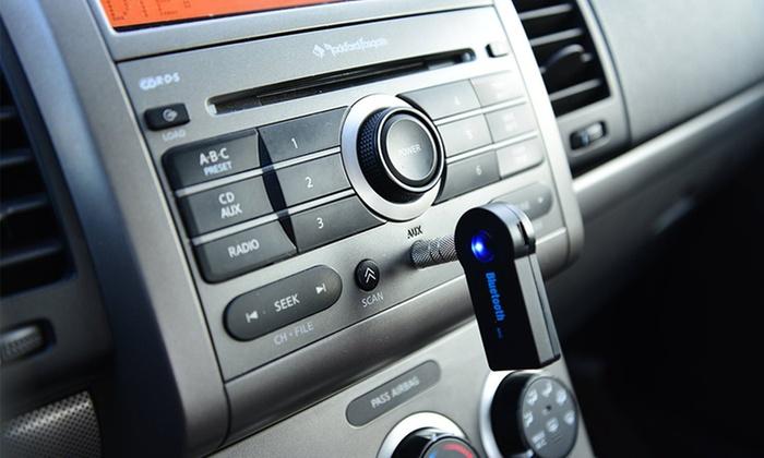 iSunnao Wireless Bluetooth Music Audio Receiver