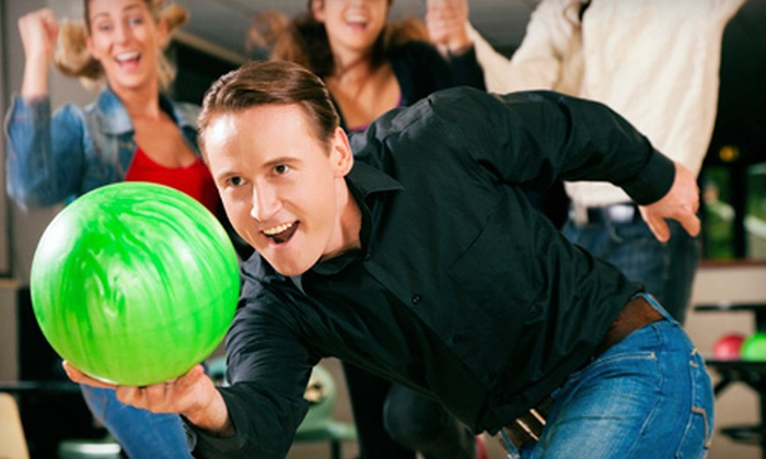 Tropicana Lanes - Richmond Heights: $19 for a Two-Hour Bowling Outing with Wings for Up to Six at Tropicana Lanes in Richmond Heights (Up to $74.55 Value)
