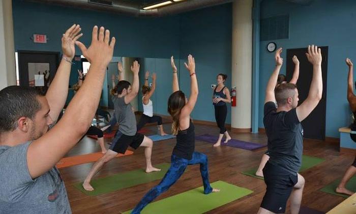 BrewCity Yoga - Walker's Point: $69 for $210 Worth of Yoga Classes — BrewCity Yoga