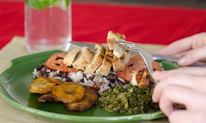 Mojito House - Niagara Falls: Cuban Cuisine for Two or Four at Mojito House (Half Off)