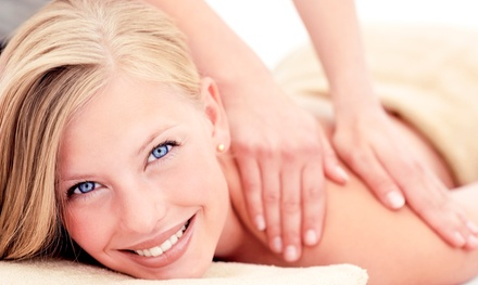 $49 for a 60-Minute Facial at Massage Spring Spa ($98 Value)
