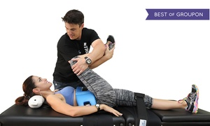Stretch Zone: One 30- or 60-Minute Stretch-Therapy Session at Stretch Zone (Up to 49% Off)