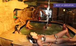 Russian & Turkish Baths: One, Two, or Four Admissions to Russian & Turkish Baths (Up to 38% Off)