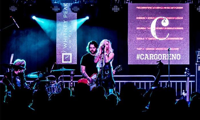 KNPB Presents Cargo Live: Haerts, Johnnyswim & Moon Taxi - Cargo: KNPB Presents Cargo Live: Haerts, Johnnyswim & Moon Taxi at Cargo on Friday, October 3, at 9 p.m. (Up to 50% Off)