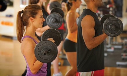 Gym Memberships at Fitness Centre & Day Spa at Florida Hospital Celebration Health (Up to 54% Off)