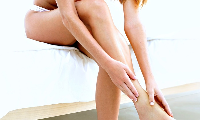 Nova SurgiCare, PC - Tysons Central 7: Three Laser Hair-Removal Treatments on a Small, Medium, or Large Area at Nova SurgiCare, PC (Up to 79% Off)