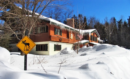 2-Night Stay for Two at a Vermont Lodge with Maple Syrup, Chocolates, and Dining Credit. Combine Up to 8 Nights.