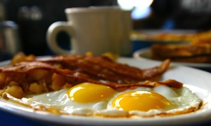 Brothers Family Diner: $5 Off  Steak and Eggs Breakfast at Brothers Family Diner
