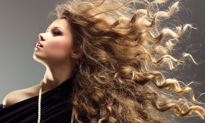 Sylvé Imäge | The Salon - Cascade: Haircut with Option for Color or Partial Highlights, or a Keratin Treatment at Sylvé Imäge | The Salon (Up to 66% Off)