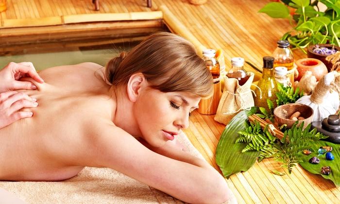 New Moon Salon & Spa - Lafayette: A 60-Minute Full-Body Massage at Look Good Feel Better (44% Off)