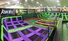 Elite Air Trampoline Park - Lafayette, IN: 60-Minute Jump Session for Two or Four at Elite Air Trampoline Park (Up to 52% Off)