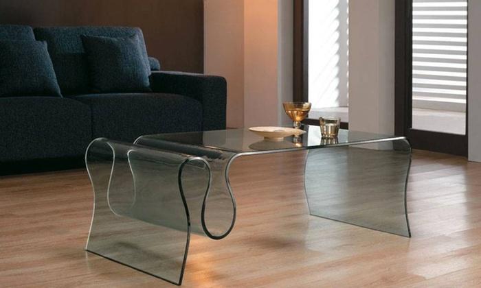 Groupdesign: Tavolini di design in vetro disponibili in vari modelli ...