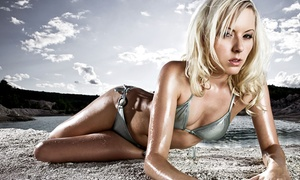 The Body Bakery: One, Three, or Five Custom Airbrush Tans at The Body Bakery (Up to 65% Off)