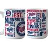 2-Pack of MLB 15 Oz. Spirit Mugs