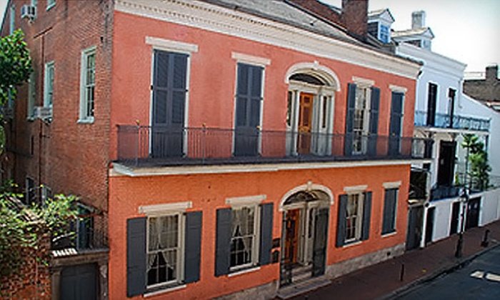 Hermann-Grima/Gallier Historic Houses - New Orleans: Hermann-Grima Historic House Tour for Two or Four (Up to Half Off)