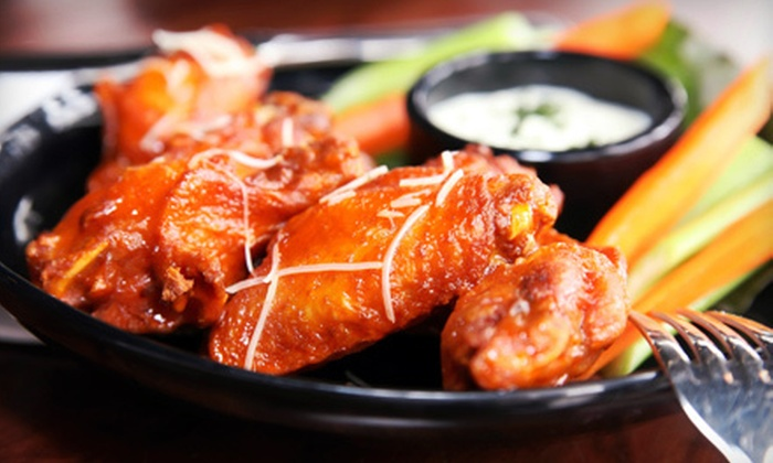 Brother Z's Wang Shack - Talbot's Corner: $10 for $20 Worth of Wings, Barbecue, and American Food at Brother Z's Wang Shack