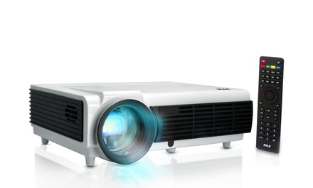 Pyle Digital LED Projector