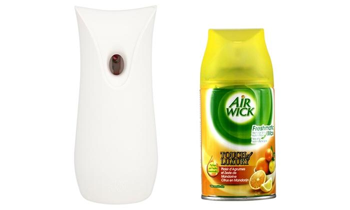 diffuseur air wick freshmatic max