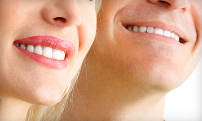 New Image Dental - Colorado Springs: Dental Exam, X-rays, and Cleaning, or Opalescence Boost Teeth-Whitening Package at New Image Dental (Up to 86% Off)