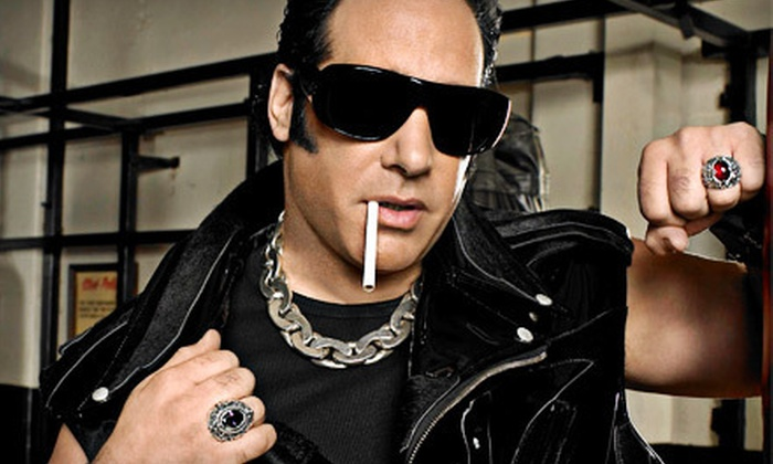 Andrew Dice Clay - The Strip: Andrew Dice Clay Standup Show for One or Two at Riviera Hotel & Casino (Up to 61% Off). Two Seating Options Available.