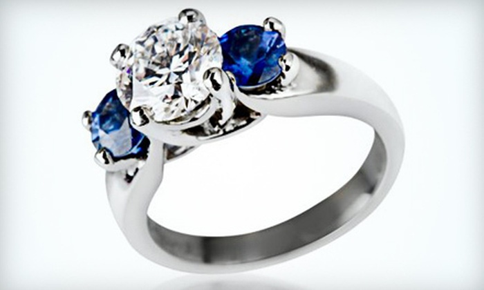 KT Diamond Jewelers - Fifth Ward: Jewelry at KT Diamond Jewelers (Half Off). Two Options Available.