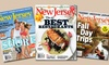 "_New Jersey Monthly_: $9 for a 12-Month Subscription to ""New Jersey Monthly"" Magazine ($19.95 Value)"