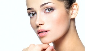 Studio Skin Deep: One, Three, or Five Ultrasonic Microdermabrasions with LED Light Therapy at Studio Skin Deep (Up to 55% Off)