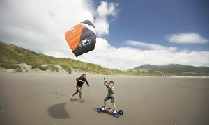 Okkite: $89 for a Private Two-Hour Intro Kiteboarding Land Lesson from Okkite ($199 Value)