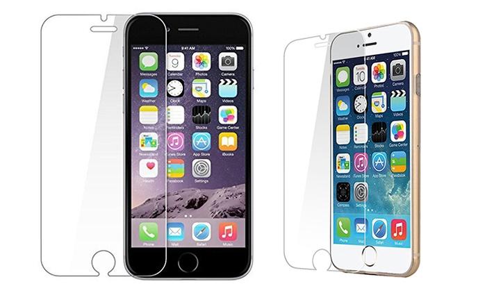 1x oder 2x Schutzglasfolie aus Hartglas für iPhone (bis zu 66% sparen*)