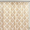 Regal Fabric Shower Curtain with 12 Resin Hooks