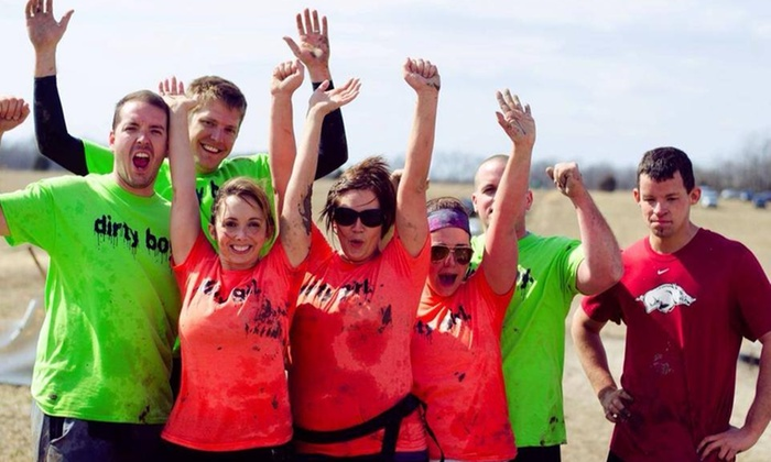 Centurion Mud Challenge - Springfield MO: 5K or 10K Registration for The Centurion Mud Challenge on March 22 (Up to 46% Off)