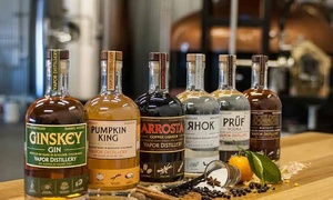 Vapor Distillery: Distillery Tour, Tasting, and Cocktails for Two or Four at Vapor Distillery (Up to 53% Off)