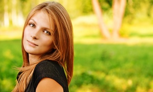 Hair by Christine: Haircut with Shampoo and Style from Hair by Christine & Misti (64% Off)