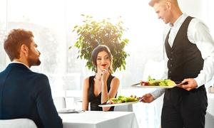 Doris SPA Restauracja: Obiadokolacja ze wstępem do strefy wellness dla 2 osób za 89 zł i więcej opcji w Doris Spa (do -54%)