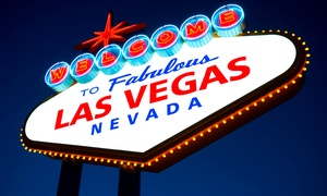 $289 For A Three-day Trip To Las Vegas From Expedition America ($400 Value). 20 Dates Available.