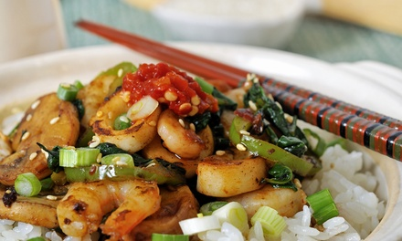 Chinese Food and Drinks for Two or Four or More at Grand Shanghai Restaurant (40% Off)