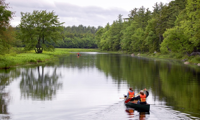 Greensburg 20/20 - Green River Lake Tailwater Recreation Area: One or Two Individual Kayak or Tandem Canoe Race Entries from Greensburg 20/20 (50% Off)